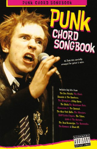 9780711995536: Punk Chord Songbook