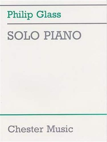 9780711995574: Philip Glass: Solo Piano