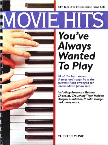 9780711995727: Movie Hits You've Always Wanted To Play (Always Wanted to Play Series)