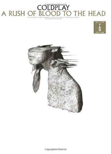 9780711996052: Coldplay - A Rush of Blood to the Head: Guitar