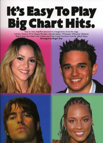 9780711996076: It's Easy to Play Big Chart Hits