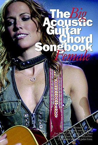 9780711996489: The Big Acoustic Guitar Chord Songbook Female