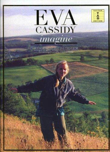 9780711997059: Eva Cassidy: Imagine-Music Book-Guitar Tab