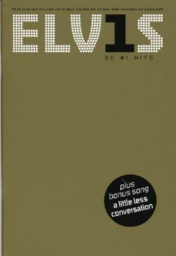 9780711997530: Elvis: 30 #1 Hits (Chord Songbook)