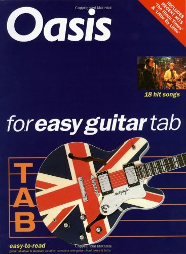 9780711997769: Oasis for Easy Guitar Tab