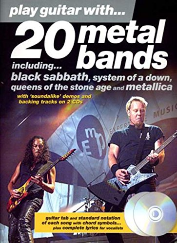 9780711998605: 20 Metal Bands: Including