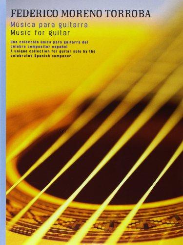 9780711998971: FEDERICO MORENO TORROBA MUSIC FOR GT