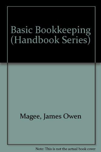 9780712102247: Basic Bookkeeping (Handbook Series)