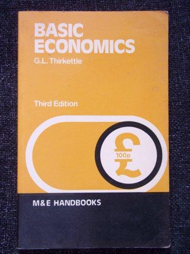9780712102490: Basic Economics (Handbook Series)