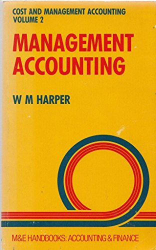 9780712104692: Management Accounting (Handbook Series)