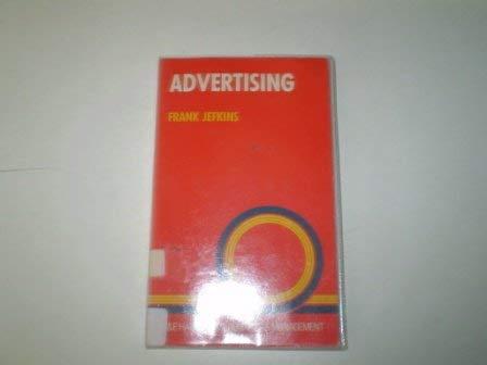 Advertising (Handbook Series): Jefkins, Frank