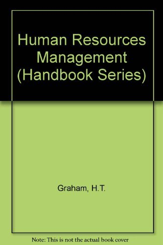 Human Resources Management (Handbook Series): Revised by Bennett,