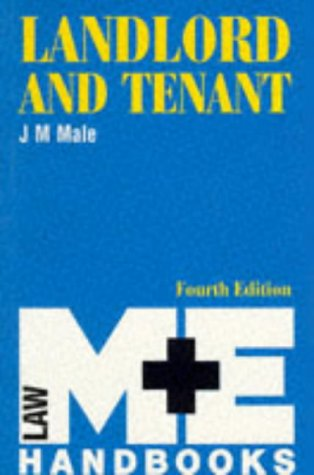 9780712108638: Landlord and Tenant (The M + E handbook series)