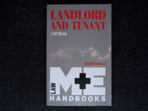 9780712110358: Landlord and Tenant (M & E Handbook Series)