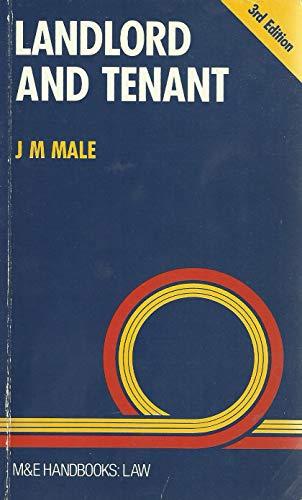 9780712111959: Landlord And Tenant (Handbook)