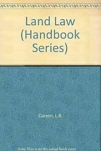 9780712112338: Land Law (Handbook Series)