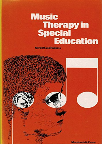 9780712113717: Music Therapy in Special Education