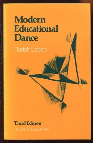 9780712113816: Modern Educational Dance