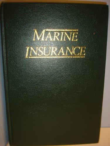 9780712113953: Marine Insurance
