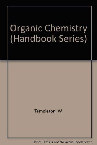 9780712115377: Organic Chemistry (Handbook Series)