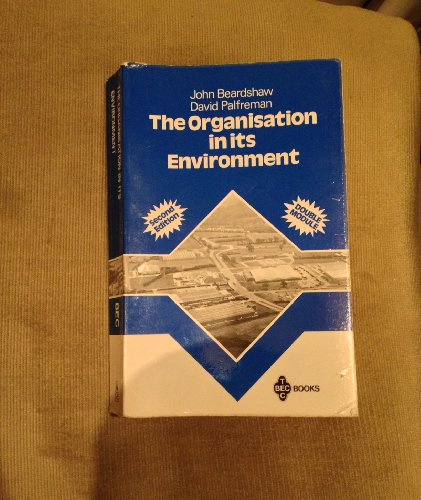 9780712115414: Organization in Its Environment (The M & E BECBook series)