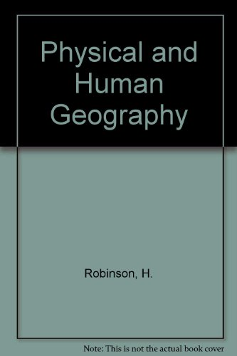 9780712116527: Physical and Human Geography