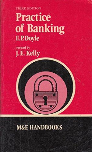 9780712117555: Practice of Banking (Handbook Series)