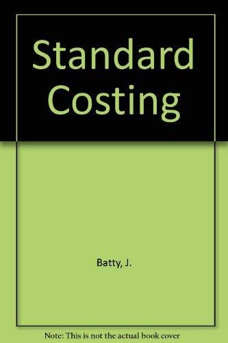 9780712119214: Standard Costing