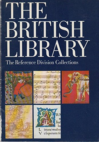 The British Library: The Reference Division Collections: Anderson, Janice