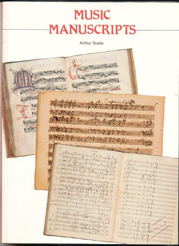 9780712301299: Music Manuscripts