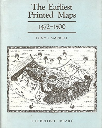 9780712301336: The Earliest Printed Maps 1472-1500