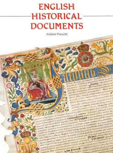 9780712301589: English Historical Documents