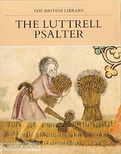 9780712301763: The Luttrell Psalter