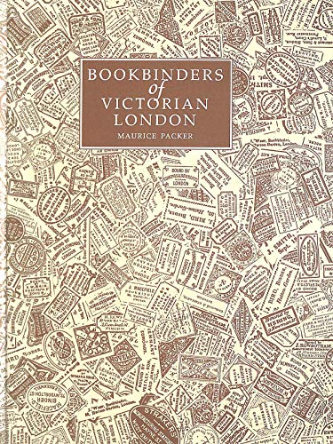9780712302289: Bookbinders of Victorian London