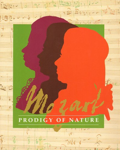 MOZART - The prodigy of nature: BANKS, C. A. & RIGBIE TURNER, J