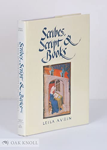9780712302456: Scribes, Script and Books