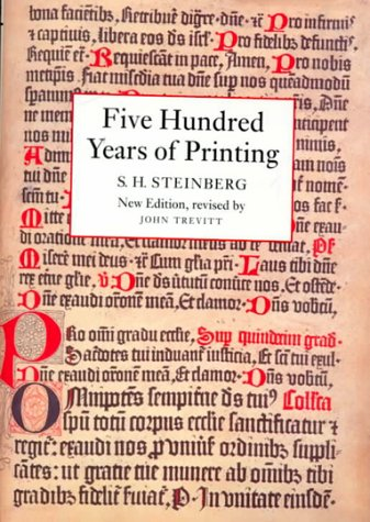 9780712304146: Five Hundred Years of Printing