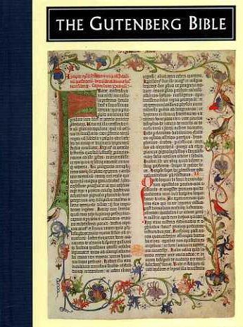 9780712304924: The Gutenberg Bible