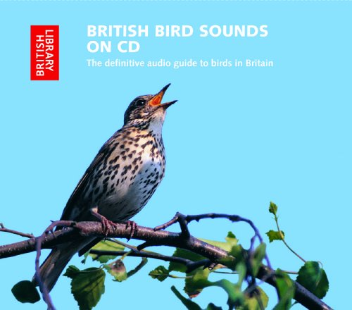 9780712305129: British Bird Sounds on CD (British Library - British Library Sound Archive)