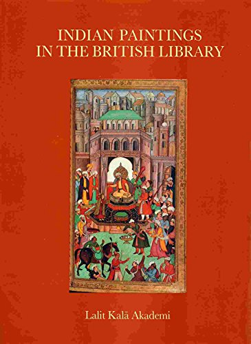 Indian Paintings in the British Library: Losty, J.P.