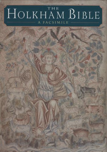 9780712309905: The Holkham Bible: Picture Book: A Facsimile