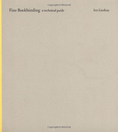 9780712309912: Fine Bookbinding: A Technical Guide