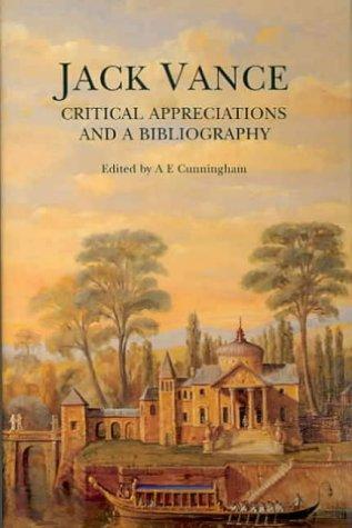 9780712311021: Jack Vance: Critical Appreciations and a Bibliography