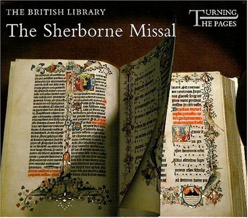The Sherborne Missal Turning the Pages CD-ROM: Michelle P. Brown