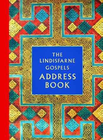 9780712345507: Lindisfarne Gospels Address Book