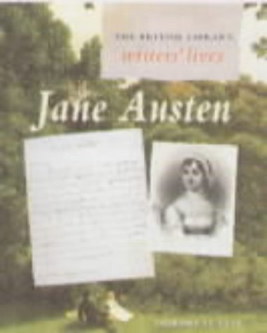 9780712345842: British Library Writers Lives: Jane Austen (The British Library Writers' Lives) (British Library Writers' Lives S)