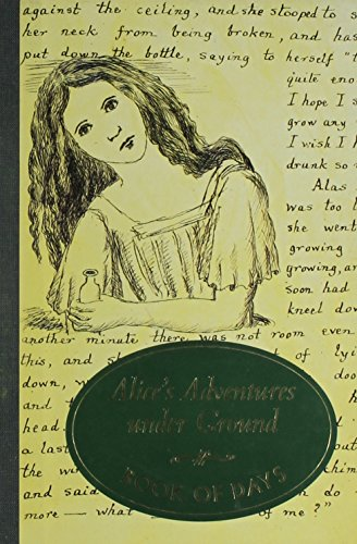 9780712346030: Alice's Adventures under Ground Book of Days