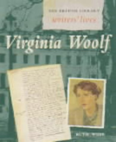 9780712346160: Virginia Woolf (British Library Writers' Lives)
