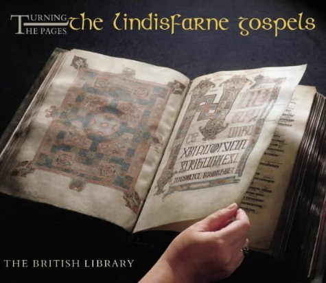 9780712346917: The Lindisfarne Gospels Turning the Pages