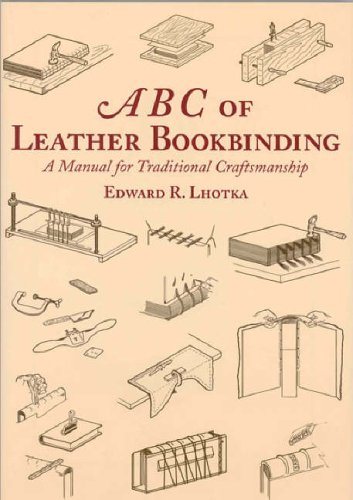 9780712349031: ABC of Leather Bookbinding: A Manual for Traditional Craftsmanship